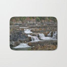 Kootenai Falls Bath Mat