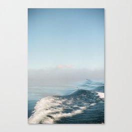 Calming Waves Canvas Print