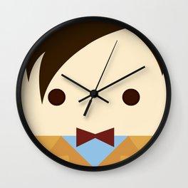 Matt Smith, 11th doctor  Wall Clock