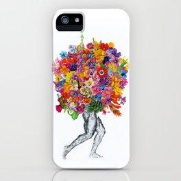 Run summer, run! iPhone Case