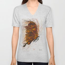 Power and Passion Unisex V-Neck