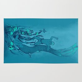 Into the Depths Rug