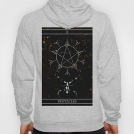 A Tarot of Ink 10 of Pentacles Hoody