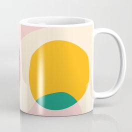 happy shapes Coffee Mug