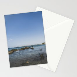 Cap Gris Nez seaside landscape in France / fine art travel print Stationery Cards