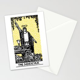 Modern Tarot - 1 The Magician Stationery Cards