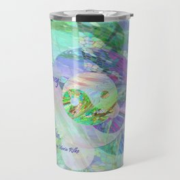 The Only Journey Is The One Within / Rilke Travel Mug