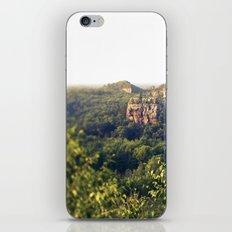 bluff iPhone & iPod Skin