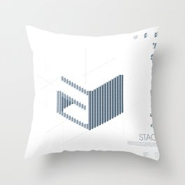 STAC Throw Pillow