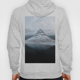 Kirkjufell Mountain in Iceland - Landscape Photography Hoody