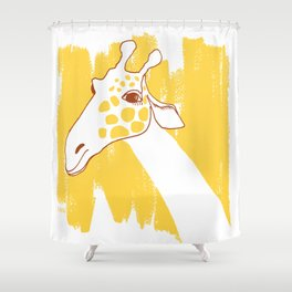 Serengeti Safari - Twiga Shower Curtain
