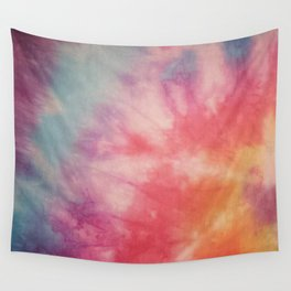 Colour haze Wall Tapestry