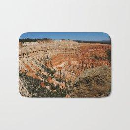 Amazing Bryce Canyon View Bath Mat