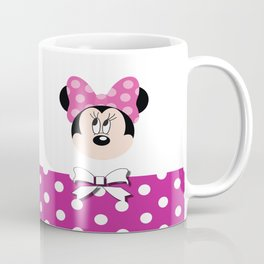 Minnie Mouse No. 11 Coffee Mug