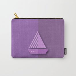 Alphabet_B like Boat Carry-All Pouch