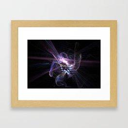Flamer Framed Art Print