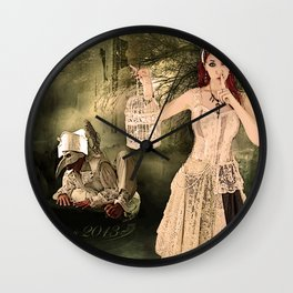 Can You? Wall Clock