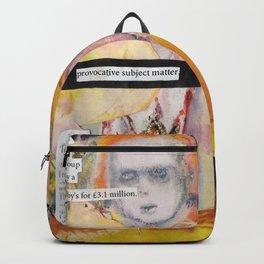 Marlene Dumas Backpack