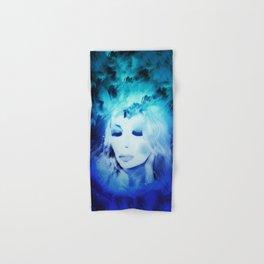 Joni Another Blue Hand & Bath Towel