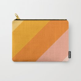 Tropical sunrise gradient Carry-All Pouch