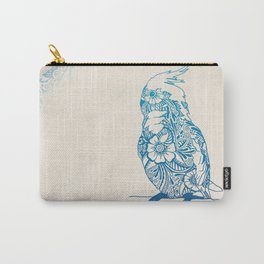 Henna Cockatiel Carry-All Pouch