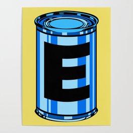 Energy Tank Poster