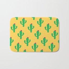 Pattern #13 B: Cactus Bath Mat