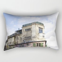 Montmartre Paris Rectangular Pillow