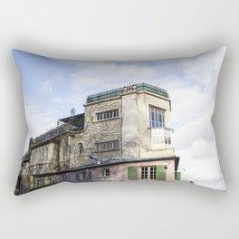 Montmartre Paris Rectangular Pillow