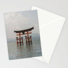 Itsukushima Shrine Stationery Cards