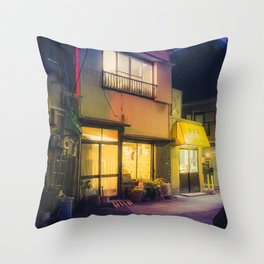 You're Where I Want to Go/ Anthony Presley Photo Print Throw Pillow