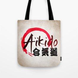 Aïkido v2 Tote Bag