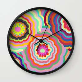 Retro Candy Wall Clock