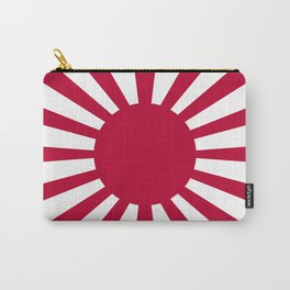 Historic War flag of the Imperial Japanese Army Carry-All Pouch