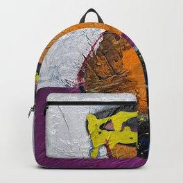 Orange Vase Backpack