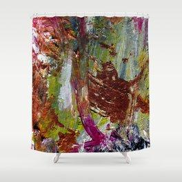 Goldrush Shower Curtain