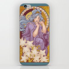 Chronos II Nouveau iPhone & iPod Skin