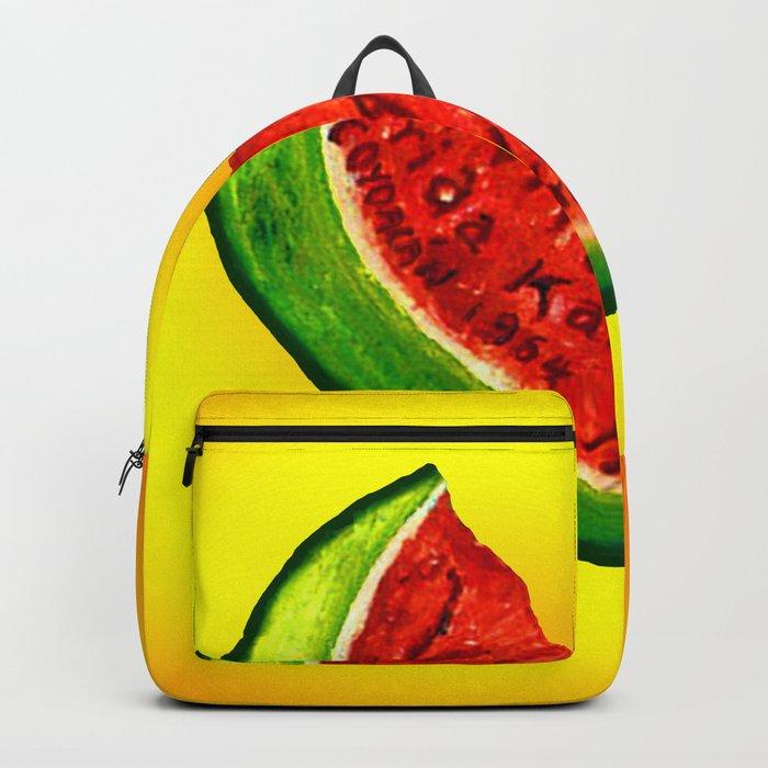 VIDA Tote Bag - Cacti and Watermelons by VIDA