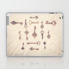 Keys to My Heart Laptop & iPad Skin