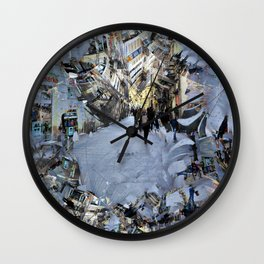 Quick space paces but no other quips come to mind. [EDIT] Wall Clock