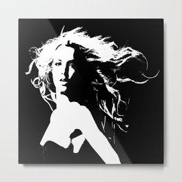 Pretty Britney Metal Print