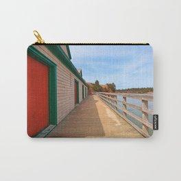 Basin Head Beach Boardwalk Carry-All Pouch