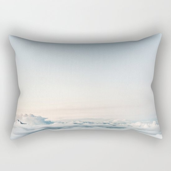 Cloudscape Rectangular Pillow