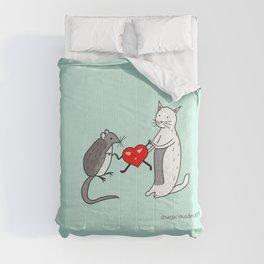 Your heart is mine Comforters