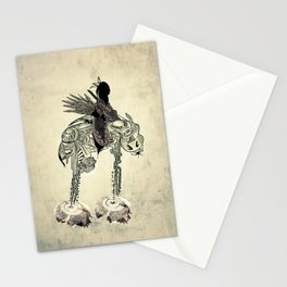 Towards a new world Stationery Cards
