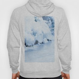 Winter scene #decor #society6 #buyart Hoody