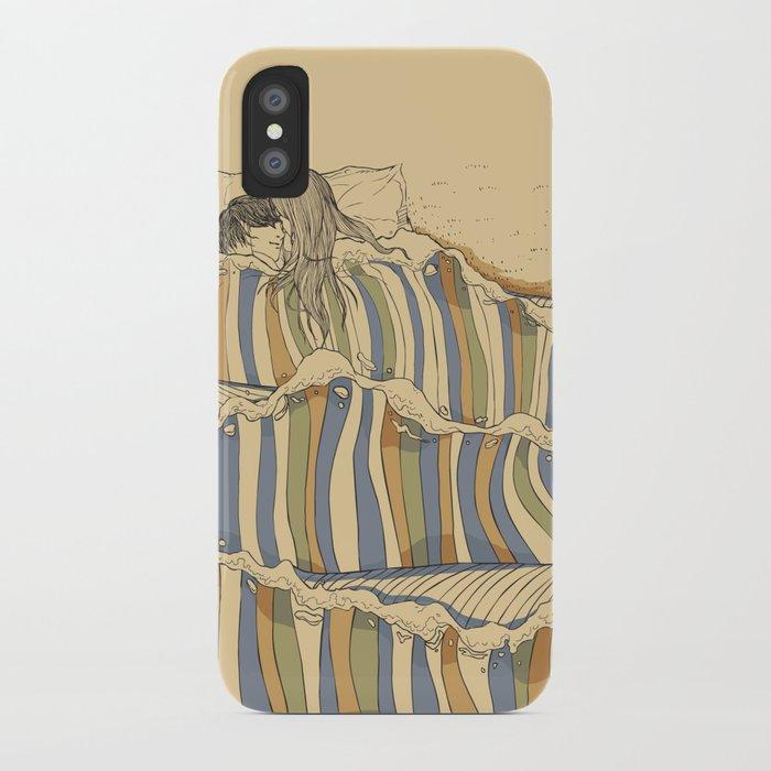Ocean of love iPhone Case