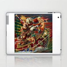 Party Boat to Atlantis Laptop & iPad Skin