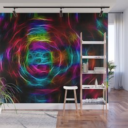 Abstracts in Color No 1, 2019 Wall Mural