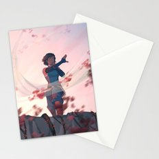 Being The Leaf Stationery Cards